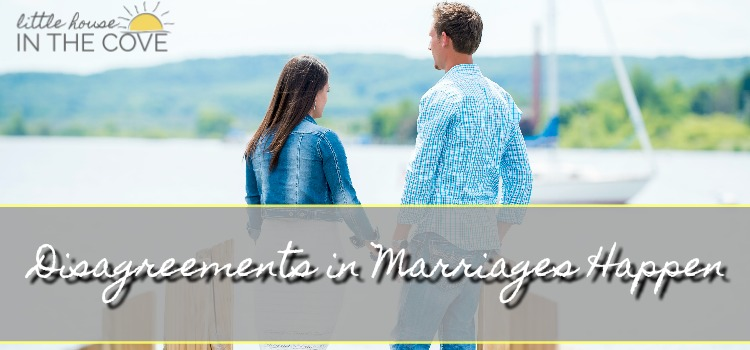 Disagreements in Marriage Happen