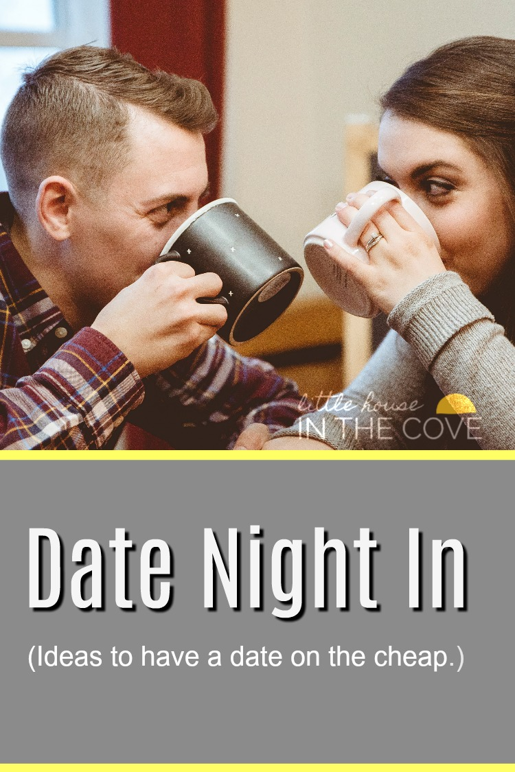Date nights in can be a great alternative for married couples of young ones. Here are some ideas to get you started.