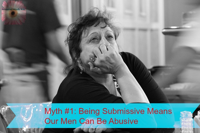 Being Submissive Allows Our Men To Be Abusive