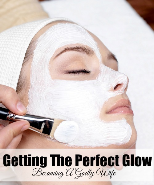Getting The Perfect Glow