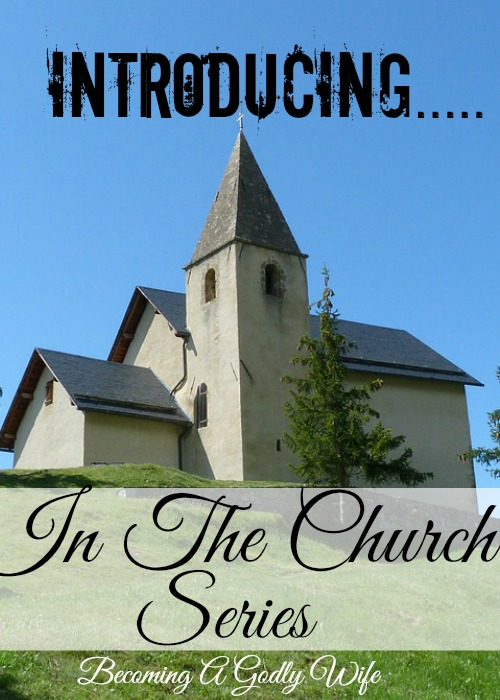 Introducing……In The Church Series