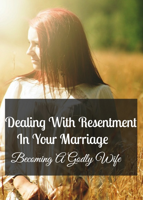 Dealing With Resentment in Your Marriage
