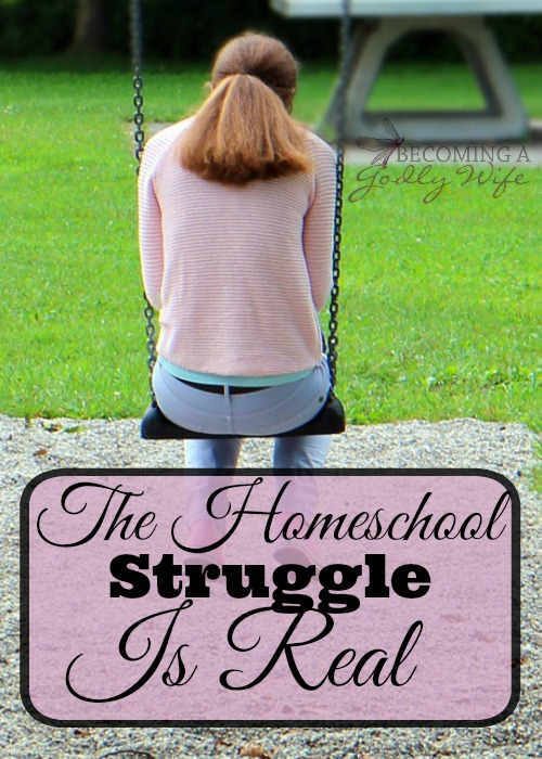 The Homeschooling Struggle Is Real