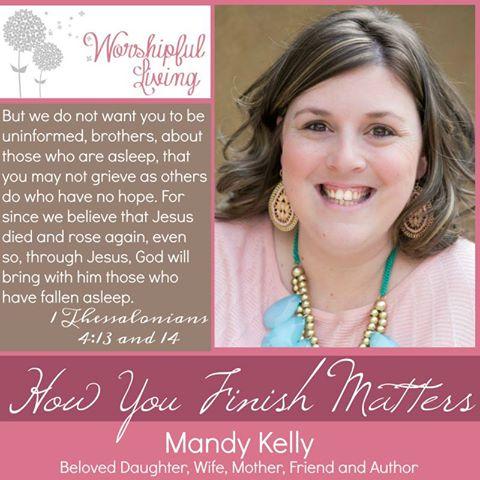 In Memory of Mandy Kelly