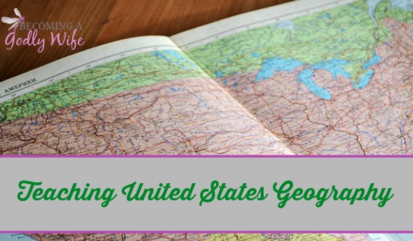 Teaching United States Geography