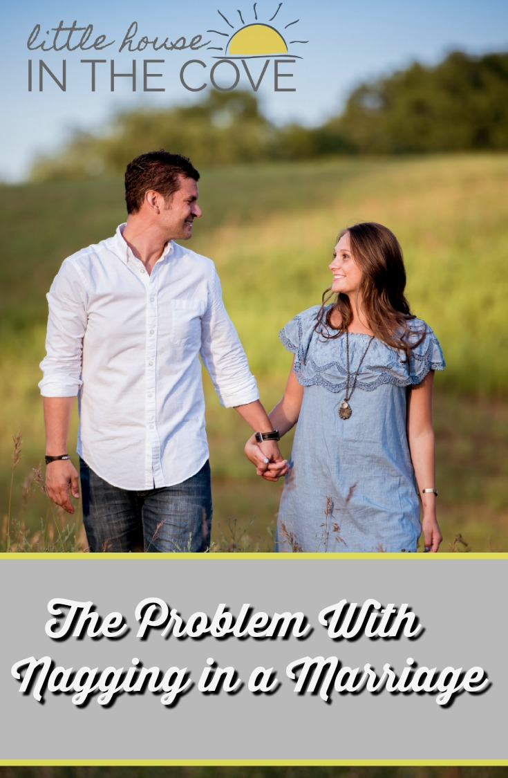 Nagging can be crippling in a marriage and yet there is a way not to nag and still get your needs met and here is how.