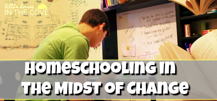 Homeschooling in the Midst of Change