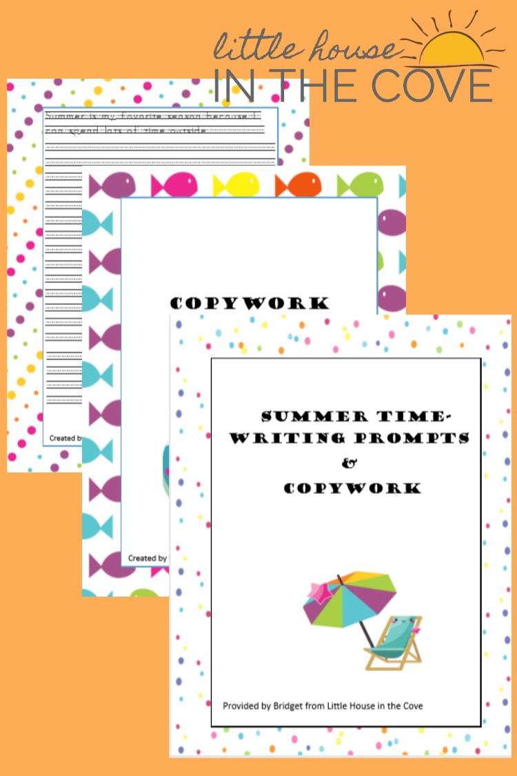 Summer Writing Pack