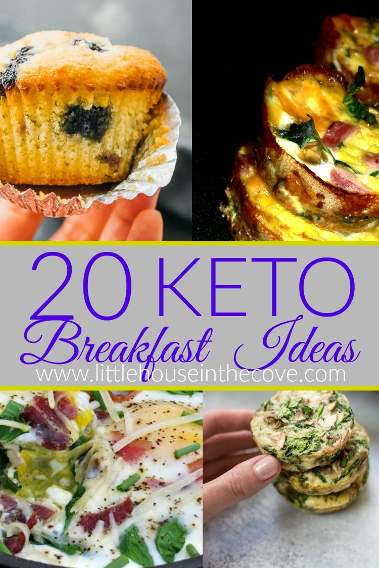 If you are looking for KETO breakfast ideas we have you covered!