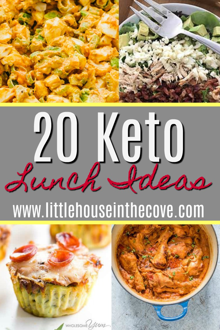 If you are looking for some Keto friendly lunch ideas then look no further! Here are 20 lunch ideas that you are sure to love.