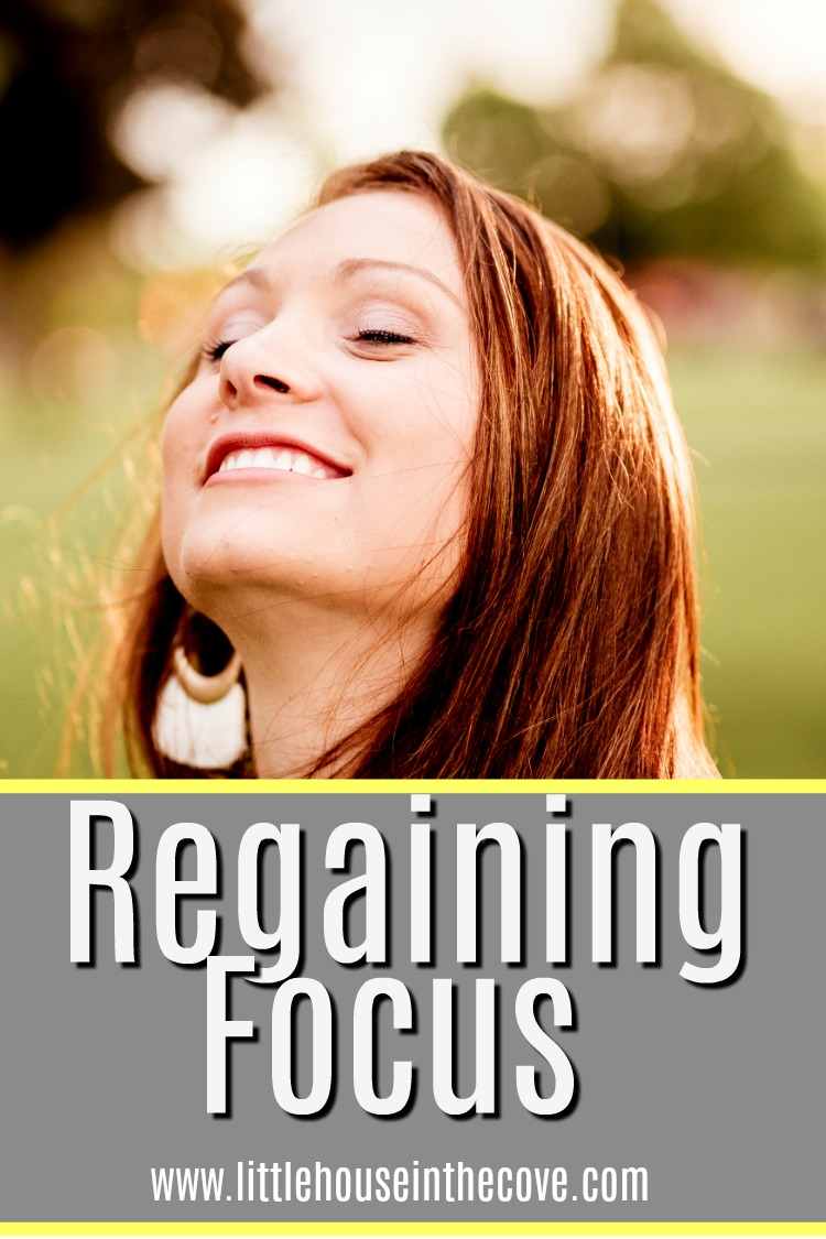 If regaining your focus is something you desire then we have you covered. This month we are discovering ways to refocus in the various aspects of our lives.