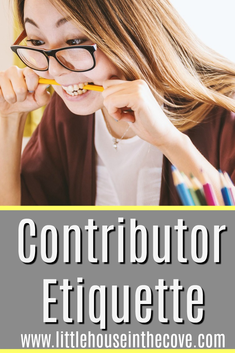 One great way to promote your brand is to do contributor posting. Here are some contibutor etiquette tips to make sure you own your next guest post.